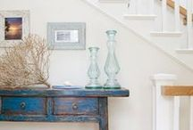 Beach and Nautical Interiors / Interior Designer   Blogger   Journalist     at   VANILLA SLATE DESIGNS.           www.vanillaslatedesigns.com.au     Visit the website for more ideas how to decorate for the Beach Style.
