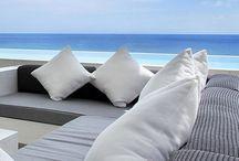 Exterior Design / Exterior design, pools, gardens, inspiring spaces
