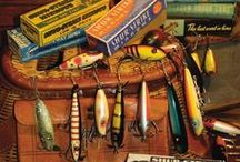FISHING! TACKLE! et al! / by GB Egger