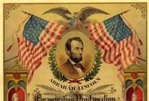Civil War Era  / Civil War history and items of every day life from the era. / by Janet Shields