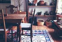 Boho Dining Room / by Clementine Griffith