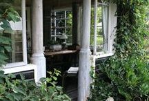 Bohemian Home: Exterior / by Clementine Griffith