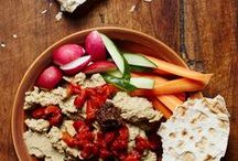 Party Starters & Snacks / Finger-friendly foods, chips and dips, and other recipes that will set the stage for cocktail hour and dinner parties.