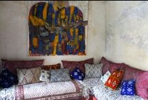Other-Worldly Homes / interiors from around the globe / by Clementine Griffith