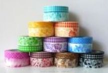 Art Supplies - Tape / by Dawn Rogers