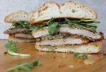Sandwich Planet / The best things between sliced bread. / by Saveur