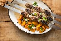Beef Recipes / Steaks, meatloaf, kebabs and more recipes that highlight America's favorite meat.