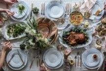 Saveur Thanksgiving Traditions / The dishes we love to make and share, along with our favorite Thanksgiving traditions.