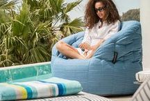 Red, White, Blue Party / Bring Red, White, and Blue outdoor furniture: -Pillows -Covers -Space Saving Furniture -Seatings -Yoga Mats  http://www.thefutonshop.com/blog/memorial-day-sale/