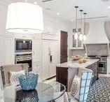 C O O L | C A L M / As seen in Luxe Interiors + Design South Florida! Newly empty nesters, this couple desired a home that would promote what they loved most: entertaining friends and family.