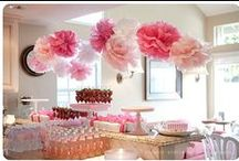 {CUTE PARTY IDEAS} / by Angie Loves This