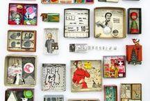 Art Ideas Big and Small / by Jordan Sheils