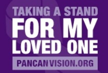 TAKING A STAND / by Pancreatic Cancer Action Network