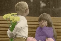 Cute Kids Friendships / Enjoy these sweet pictures of children enjoying each other's company and sharing precious moments together.