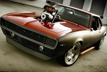 American Muscle Cars / by Healthy Smart Green