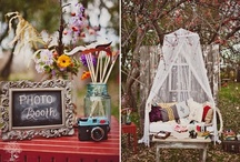 photo booth ideas / by Sara n Brian Sullivan