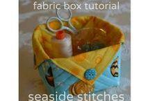 From Seaside Stitches Tutorials