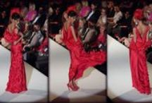 The Red Dress / There's nothing quite like the power of a red dress.....