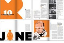 Publication Design / by Lori Newman Art