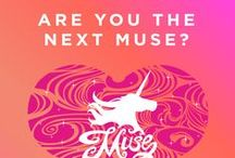 Muses / Welcome to the Pacifica Muse contest! A muse is someone who inspires others. At Pacifica we're inspired by beauty, fearlessness and innovation. Could you be our next Pacifica Muse?  Win $25k in cash and prizes!  Details at pacificamuse.com