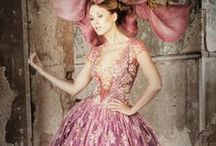 Eveningwear / Couture evening and red carpet gowns by Joanne Fleming Design