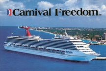 Sailing away / Cruise vacation fun