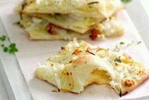 Recetas saladas / Savory recipes