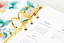 Agenda / Planners / Filofax / En este tablero encontraras todo lo necesario para tu agenda. Desde decoraciones, a como tunearla, imprimibles, pegatinas... en fin!! de todo un poco