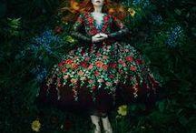 JFD and Bella Kotak / The extraordinary beautiful work of photographer Bella Kotak, featuring a few Joanne Fleming Design dresses.