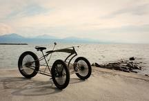 cruiser/custom bicycles / by jaffa jaffa jaffa