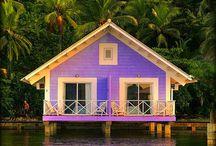 Dream destinations... / Dare to dream... / by Sandy Smith-Miosi