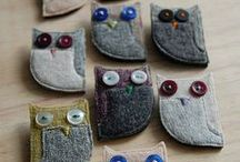 owls / by Andrea Haan