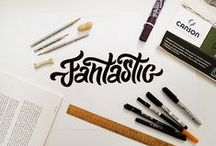 This Type of Work / Typography and Lettering Inspiration