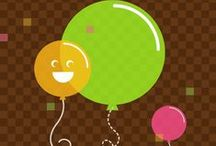 Birthday Party Ideas / Ideas, inspirations and greetings to create the perfect birthday experience. Find the latest birthday ecards from American Greetings here - http://bit.ly/IllvRL / by American Greetings