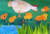 chickens / by Andrea Haan