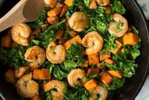 Yummy Healthy Recipes / mixture of low carb and healthy recipes / by Marjorie Ram