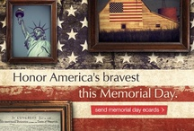 Memorial Day / Ideas and inspirations for celebrating Memorial Day. View our entire collection of Memorial Day ecards here - http://bit.ly/O4sgOW / by American Greetings
