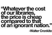 Quite Quotable / Great Quotes about books and libraries.