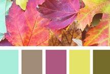 Color Palette Love
