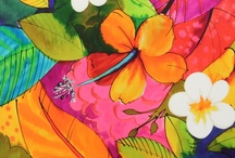 Tropicana / All things #tropical. #Patterns #fashion #plant #flower #design