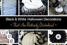 Halloween decorations, cards and ecards / Frightfully fun ideas and inspiration to make your Halloween positively spooktacular!