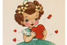 Vintage Valentine's Day Cards / Enjoy these vintage Valentine's Day Cards from our archives!