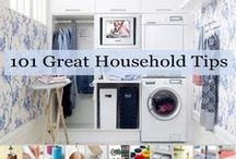 Family Life and Household Chores / Learning about preparedness and how to make housework easier.