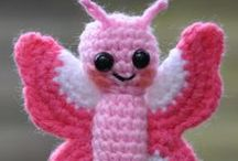 Crochet Patterns and Tips / I enjoy doing crochet while I'm watching, waiting, or listening to something. I love amigurumi!
