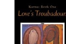 Ananda's Novel - Love's Troubadours: Karma - Book One / This board features information related to my debut novel Love's Troubadours - Karma: Book One (2007). It includes art, articles, books, creativity, culture, fashion, food, healing arts, history, inspirational thoughts, music, musicians, photos, popular culture, venues, web sites, world travel, videos, and yoga. Visit http://amazon.com/author/anandaleeke to learn more about my book.  / by Ananda Leeke