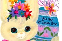 Vintage Easter Cards / by American Greetings
