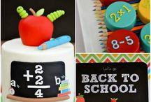 Back to school / by Rebecca Cisneros