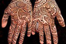 Henna Fascination / I've always loved #henna #design. #doodle #draw
