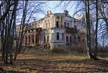 * Abandoned / Forgotten Places / by Chevy Gal