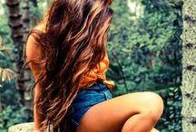 hair envy. / by Shasta Mitchell